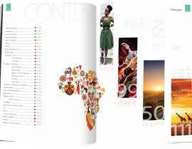 #12 untuk A4 magazine designed oleh rajaitoya