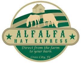 #25 untuk Logo Design for hay delivery business oleh wasiulhuq