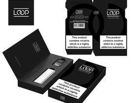 #30 for create packaging design for a vape pen + pods by neXXes