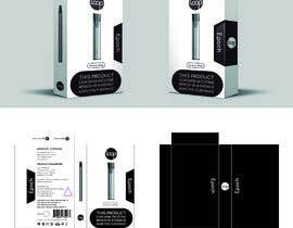 #61 for create packaging design for a vape pen + pods by jamegroz