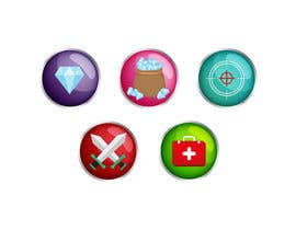 #4 for Game Icons for mobile game by Onlynisme