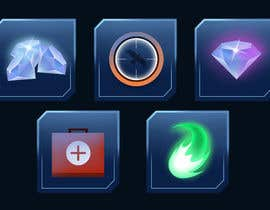 #2 for Game Icons for mobile game by SoftwarSolution