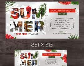 #242 for Party Flyer & Social Banner af Artkisel