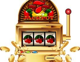 #109 for Bitcoin Slots Logo Design Contest by salauddinm