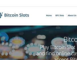 nº 91 pour Bitcoin Slots Logo Design Contest par shahabasvellila