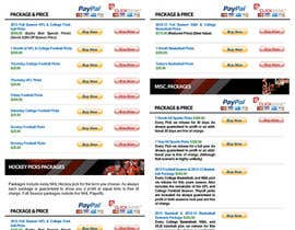 nº 47 pour Simple Checkout Page Redesign par danangm
