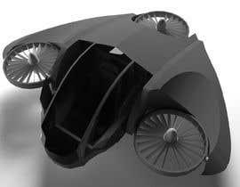 #73 untuk Light Urban Aircraft Design oleh diaco80