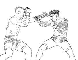 #30 untuk Illustrate 2 MMA Fighter oleh berragzakariae