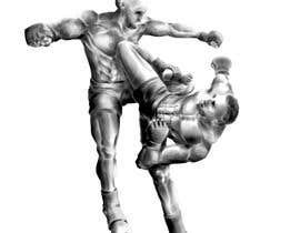 #13 untuk Illustrate 2 MMA Fighter oleh felixhadi