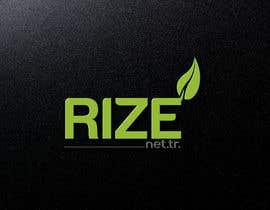 #51 cho logo design named Rize bởi qnicparvez