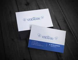 #207 para Design a business card for construction company de alvazaman899