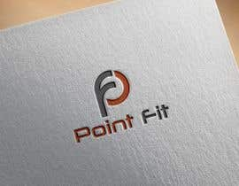 #135 for Point Fit logo af mehedi580