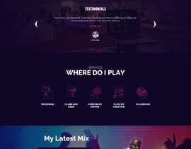 #8 for UI/UX Designer for a website mockup af princevenkat