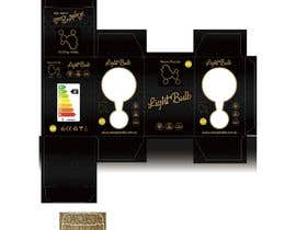 #66 for New Light Bulb Box Design af wilsonomarochoa