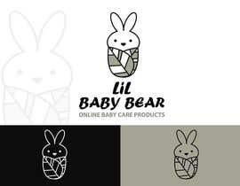 nº 27 pour Logo for baby clothing website par AshishMomin786