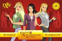 Logo Design for League of Extraordinary Women için Graphic Design53 No.lu Yarışma Girdisi