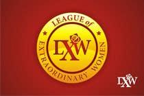 Logo Design for League of Extraordinary Women için Graphic Design26 No.lu Yarışma Girdisi