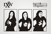 Logo Design for League of Extraordinary Women için Graphic Design29 No.lu Yarışma Girdisi
