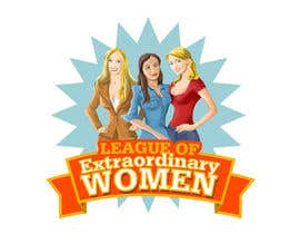#59 para Logo Design for League of Extraordinary Women de Adolfux