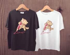 #5 für T-shirt Designs erstellen von arazyak