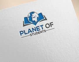 Nro 136 kilpailuun Design a Logo for Website PLANET OF STUDENTS käyttäjältä Jewelrana7542