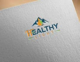 "#97 for I just need a simple logo design for stationary branding and Social Media, and the name of the logo is ""healthy light"" af monun"