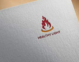 "#84 for I just need a simple logo design for stationary branding and Social Media, and the name of the logo is ""healthy light"" af urmiaktermoni201"