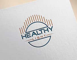 "#53 for I just need a simple logo design for stationary branding and Social Media, and the name of the logo is ""healthy light"" af kisakib551"