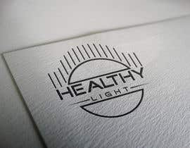 "#54 for I just need a simple logo design for stationary branding and Social Media, and the name of the logo is ""healthy light"" af kisakib551"