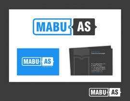 nº 335 pour Logo Design for MABU AS par Anamh