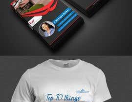 #41 para Business Card & t-Shirt Design por krishnendudas331