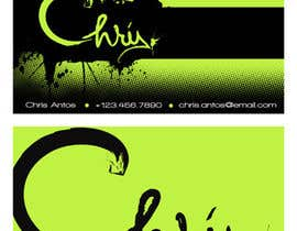 #117 untuk Logo Design for Chris/Chris Antos/Christopher oleh lauraburlea