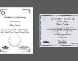#54 for Please make this certificate more professional and editable by Heartbd5