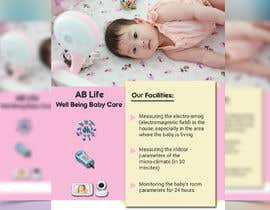 #105 for FLYER well-being baby by Sultanafariha
