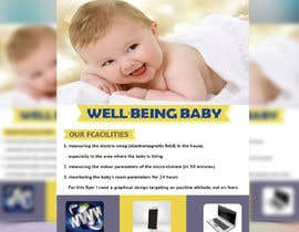 #113 for FLYER well-being baby by MOMODart