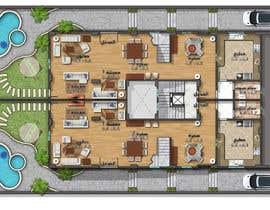 #1 untuk make interior furniture layout for residential villa oleh Sherifssalem