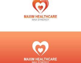 #8 untuk Logo for Maxim Healthcare, tag line Max synergy, Max Results oleh rakibislam7678