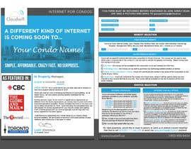 Nro 173 kilpailuun Design a Flyer (front and back page) käyttäjältä mnagm001