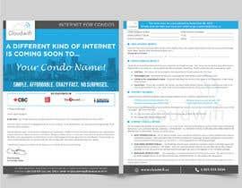 Nro 181 kilpailuun Design a Flyer (front and back page) käyttäjältä shamim040