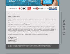 Nro 224 kilpailuun Design a Flyer (front and back page) käyttäjältä CIVIL08