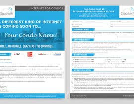 #212 untuk Design a Flyer (front and back page) oleh darbarg