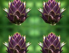 TDuongVn tarafından Create photo into a whole image of artichoke into a repeat pattern for print için no 9