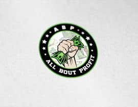 "#866 for Design ""ABP - ALL BOUT PROFIT"" logo for sticker by zwarriorxluvs269"