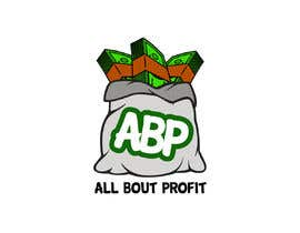 "#746 for Design ""ABP - ALL BOUT PROFIT"" logo for sticker by ALMahmud7"