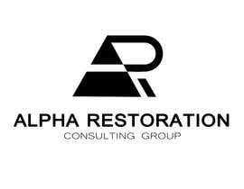 #135 untuk Compmay name  ALPHA Restoration Consulting Group  Need complete set of logos ready gor web, print, or clothing. This will also end up on vehicles also.   Tactial is style to show our covert nature. oleh mbbgraphicdesign