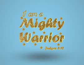 #3 for I am a Mighty Warrior - GIRLS Tshirt by robiulhossi