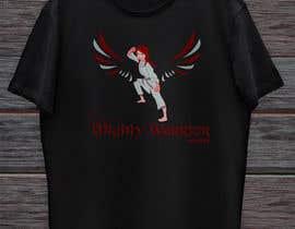 #51 for I am a Mighty Warrior - GIRLS Tshirt by mdarazzak199