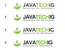 #26 untuk Re-Design a Logo for JavaTechig.com oleh strezout7z