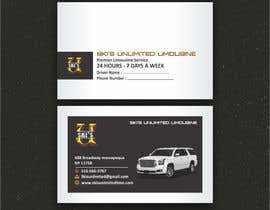 #131 for design business card Front and Back by meenapatwal