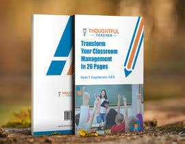 nº 34 pour Thoughtful Teacher Book Cover and Rear Page par eleganteye4u